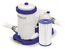 Pompa filtrująca o przepustowości 9463L/h Bestway 58391