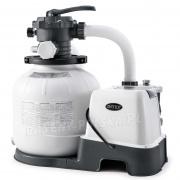 Pompa piaskowa z generatorem chloru 6000 l/h INTEX 26676