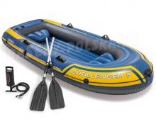 Ponton Challenger 3 Set 295 x 137 x 43 cm INTEX 68370