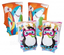Rękawki do pływania dla dzieci Pingwin lub Rekin Bestway 32102