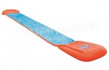 Ślizgawka wodna tor wodny dla dzieci do ogrodu 549cm Bestway 52254