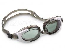 Sportowe okulary do pływania nurkowania 55685 INTEX dla dorosłych dzieci 14+