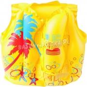 Tropikalna kamizelka do nauki pływania 43 x 30 cm Bestway 32069