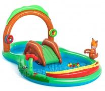 Wodny plac zabaw dla dzieci basen dmuchany zjeżdżalnia Bestway 53093