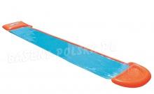 Wodny tor ślizgawka wodna z natryskiem 549cm Bestway 52247