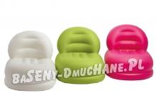 Wygodny fotel dmuchany Mode Chair 84 x 99 x 76 cm INTEX