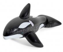 Zabawka do pływania dmuchany Wieloryb Jumbo 203 x 102 cm Bestway 41009