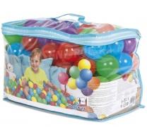 Zabawkowe piłeczki 100 sztuk do placu zabaw brodzika basenu Bestway 52296