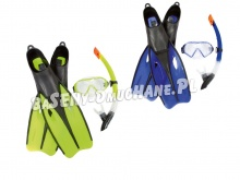 Zestaw do nurkowania dla młodzieży i dorosłych Bestway 25023