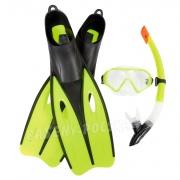 Zestaw do nurkowania maska rurka płetwy rozmiar 40-42 Bestway 25022