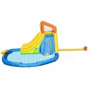 Zjeżdżalnia wodna AQUAPARK do ogrodu 53345 Bestway 435 x 286 x 267cm