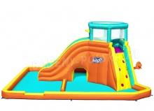 Zjeżdżalnia wodna plac zabaw Wieża 565 x 373 x 265 cm 53385 Bestway